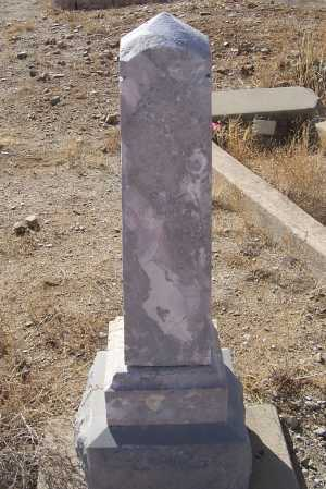 MAC DONALD, ALEXANDER J. - Gila County, Arizona | ALEXANDER J. MAC DONALD - Arizona Gravestone Photos