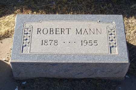MANN, ROBERT - Gila County, Arizona   ROBERT MANN - Arizona Gravestone Photos