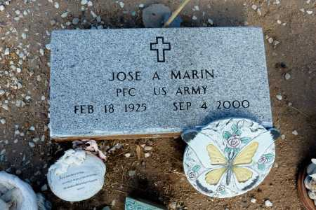 MARIN, JOSE  A. - Gila County, Arizona | JOSE  A. MARIN - Arizona Gravestone Photos