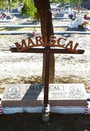 MARISCAL, EVANGELINA - Gila County, Arizona | EVANGELINA MARISCAL - Arizona Gravestone Photos