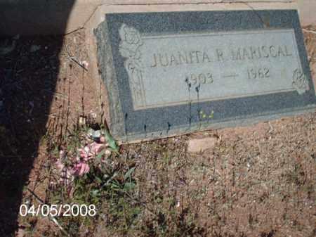 MARISCAL, JUANITA R. - Gila County, Arizona   JUANITA R. MARISCAL - Arizona Gravestone Photos