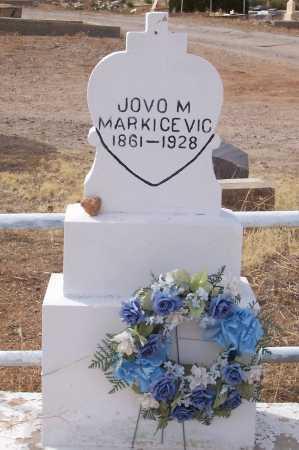 MARKICEVIC, JOVO M. - Gila County, Arizona | JOVO M. MARKICEVIC - Arizona Gravestone Photos