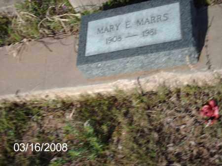 MARRS, MARY - Gila County, Arizona | MARY MARRS - Arizona Gravestone Photos