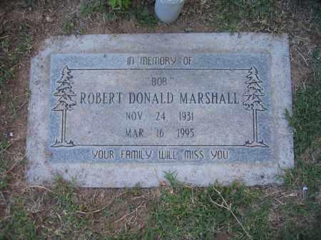 MARSHALL, ROBERT - Gila County, Arizona   ROBERT MARSHALL - Arizona Gravestone Photos