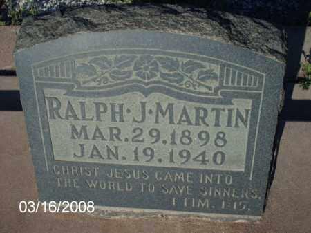 MARTIN, RALPH - Gila County, Arizona | RALPH MARTIN - Arizona Gravestone Photos