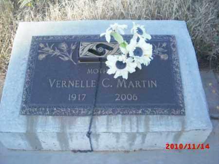 MARTIN, VERNELLE C. - Gila County, Arizona | VERNELLE C. MARTIN - Arizona Gravestone Photos