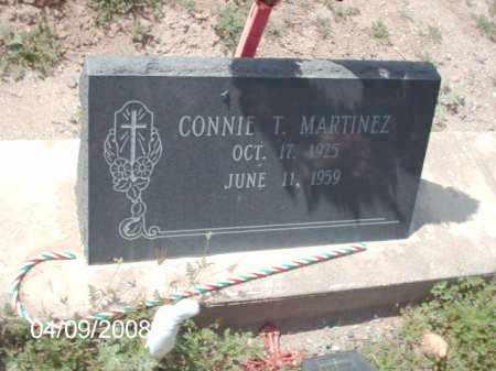 MARTINEZ, CONNIE T. - Gila County, Arizona | CONNIE T. MARTINEZ - Arizona Gravestone Photos