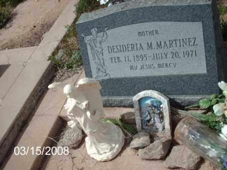 MARTINEZ, DESIDERIA - Gila County, Arizona | DESIDERIA MARTINEZ - Arizona Gravestone Photos
