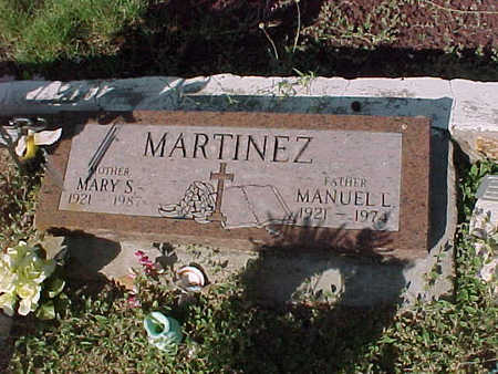 MARTINEZ, MARY  S. - Gila County, Arizona | MARY  S. MARTINEZ - Arizona Gravestone Photos