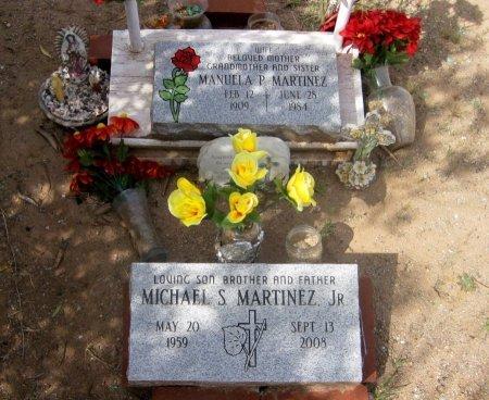 MARTINEZ, MICHAEL S., JR. - Gila County, Arizona | MICHAEL S., JR. MARTINEZ - Arizona Gravestone Photos