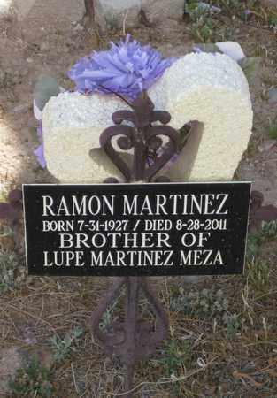 MARTINEZ, RAMON - Gila County, Arizona | RAMON MARTINEZ - Arizona Gravestone Photos