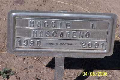 MASCARENO, MAGGIE - Gila County, Arizona | MAGGIE MASCARENO - Arizona Gravestone Photos
