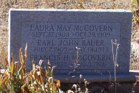 MC GOVERN, LAURA MAY - Gila County, Arizona | LAURA MAY MC GOVERN - Arizona Gravestone Photos