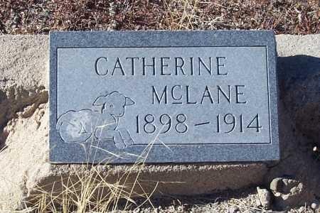 MC LANE, CATHERINE - Gila County, Arizona | CATHERINE MC LANE - Arizona Gravestone Photos