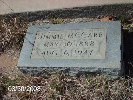 MCCABE, JIMMIE - Gila County, Arizona | JIMMIE MCCABE - Arizona Gravestone Photos