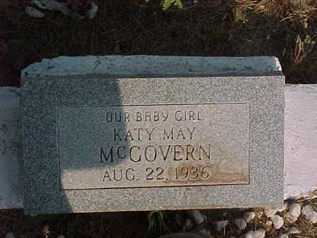 MCGOVERN, KATY ANN - Gila County, Arizona | KATY ANN MCGOVERN - Arizona Gravestone Photos