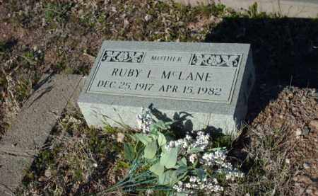 MCLANE, RUBY L. - Gila County, Arizona | RUBY L. MCLANE - Arizona Gravestone Photos