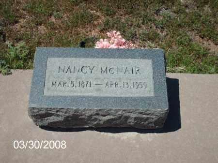 MCNAIR, NANCY - Gila County, Arizona | NANCY MCNAIR - Arizona Gravestone Photos