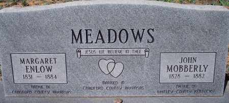 MEADOWS, MARGARET - Gila County, Arizona | MARGARET MEADOWS - Arizona Gravestone Photos