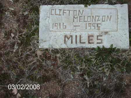 MELONZON, CLIFTON - Gila County, Arizona   CLIFTON MELONZON - Arizona Gravestone Photos