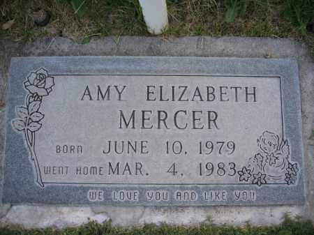 MERCER, AMY - Gila County, Arizona   AMY MERCER - Arizona Gravestone Photos