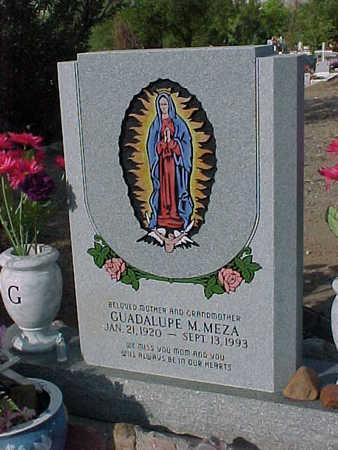 MEZA, GUADALUPE  M. - Gila County, Arizona | GUADALUPE  M. MEZA - Arizona Gravestone Photos