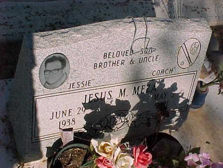 MEZA, JESUS M. - Gila County, Arizona   JESUS M. MEZA - Arizona Gravestone Photos