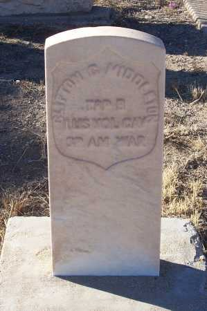 MIDDLETON, CLIFTON C. - Gila County, Arizona | CLIFTON C. MIDDLETON - Arizona Gravestone Photos