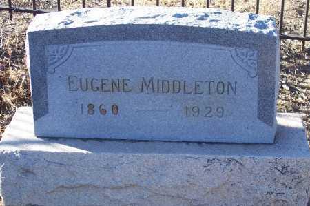 MIDDLETON, EUGENE - Gila County, Arizona | EUGENE MIDDLETON - Arizona Gravestone Photos