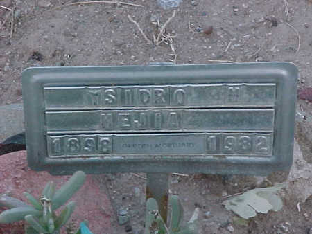 MEJIA, YSIDRO H. - Gila County, Arizona | YSIDRO H. MEJIA - Arizona Gravestone Photos