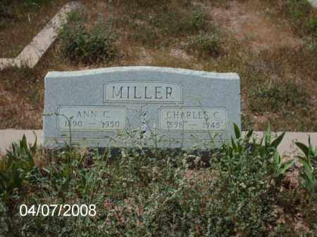 MILLER, ANN - Gila County, Arizona   ANN MILLER - Arizona Gravestone Photos