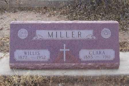 MILLER, WILLIS - Gila County, Arizona   WILLIS MILLER - Arizona Gravestone Photos