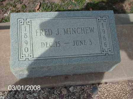 MINCHEW, FRED - Gila County, Arizona | FRED MINCHEW - Arizona Gravestone Photos