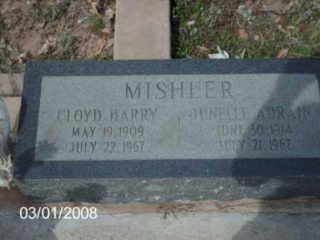 MISHEER, CLOYD - Gila County, Arizona | CLOYD MISHEER - Arizona Gravestone Photos