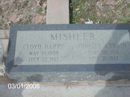 MISHLER, JUNELLE ADRAIN - Gila County, Arizona | JUNELLE ADRAIN MISHLER - Arizona Gravestone Photos