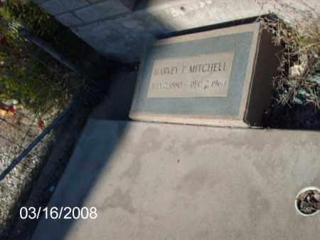 MITCHELL, HARVEY - Gila County, Arizona   HARVEY MITCHELL - Arizona Gravestone Photos