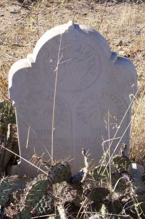 MITCHELL, WILLIAM T. - Gila County, Arizona   WILLIAM T. MITCHELL - Arizona Gravestone Photos