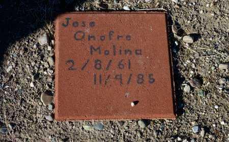 MOLINA, JOSE  O. - Gila County, Arizona | JOSE  O. MOLINA - Arizona Gravestone Photos