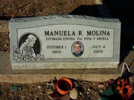 ROBLES MOLINA, MANUELA - Gila County, Arizona   MANUELA ROBLES MOLINA - Arizona Gravestone Photos