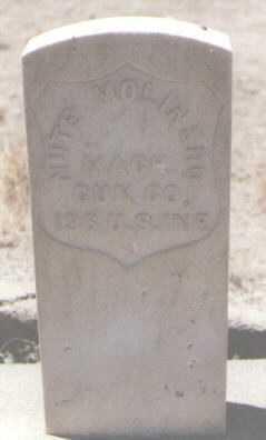 MOLINERO, NUTE - Gila County, Arizona   NUTE MOLINERO - Arizona Gravestone Photos