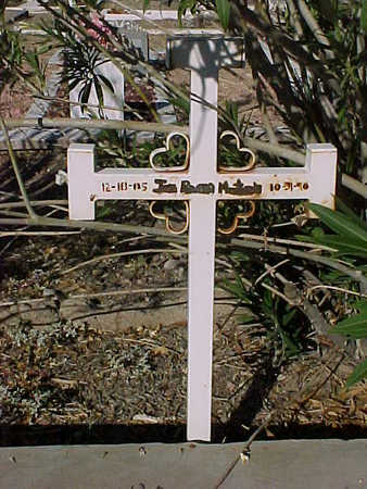 MONTERDE, JOSE RIVERA - Gila County, Arizona | JOSE RIVERA MONTERDE - Arizona Gravestone Photos