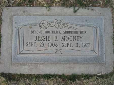 MOONEY, JESSIE B. - Gila County, Arizona | JESSIE B. MOONEY - Arizona Gravestone Photos