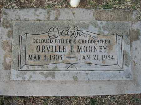 MOONEY, ORVILLE J. - Gila County, Arizona | ORVILLE J. MOONEY - Arizona Gravestone Photos