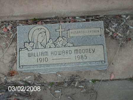 MOONEY, WILLIAM HOWARD - Gila County, Arizona   WILLIAM HOWARD MOONEY - Arizona Gravestone Photos