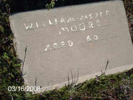 MOORE, WILLIAM - Gila County, Arizona | WILLIAM MOORE - Arizona Gravestone Photos