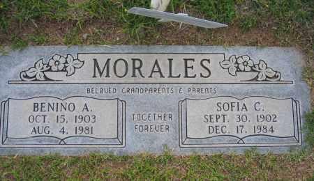 MORALES, BENINO - Gila County, Arizona   BENINO MORALES - Arizona Gravestone Photos