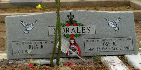 MORALES, JOSE  R. - Gila County, Arizona | JOSE  R. MORALES - Arizona Gravestone Photos
