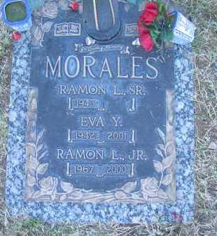 MORALES, RAMON L. JR. - Gila County, Arizona | RAMON L. JR. MORALES - Arizona Gravestone Photos