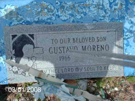 MORENO, GUSTAVO - Gila County, Arizona | GUSTAVO MORENO - Arizona Gravestone Photos