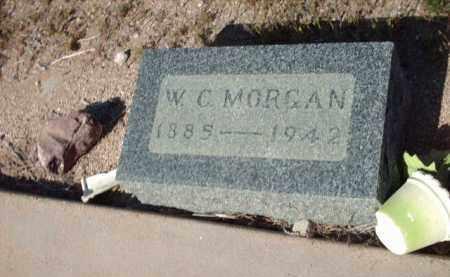 MORGAN, W. C. - Gila County, Arizona | W. C. MORGAN - Arizona Gravestone Photos
